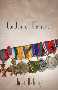Burden of Memory by Vicki Delany