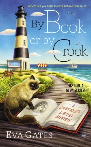 By Book or By Crook, by Eva Gates
