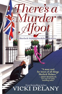 There's a Murder Afoot final